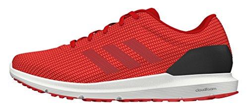adidas Cosmic M, Zapatillas de Running para Hombre, Rojo (Rojint / Escarl / Negbas), 45 1/3 EU