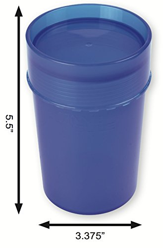 Time-Capsule-Waterproof-Airtight-Herbal-Spice-Container-Jar-Large-Clear-Blue