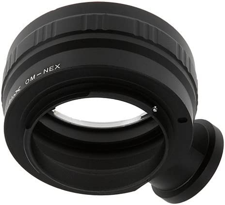 Fotodiox Lens Mount Adapter Compatible with Canon EOS EF//EF-S Lenses to Sony E-Mount Cameras