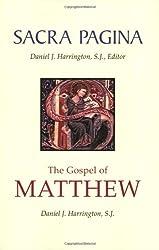 Sacra Pagina: The Gospel of Matthew (Sacra Pagina (Quality Paper))