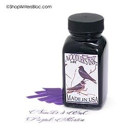 Noodlers Ink 3 Oz Purple Martin