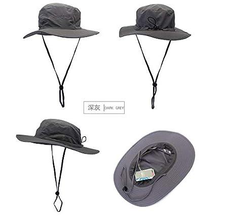 f6bb160a73edc Amazon.com   FGN Sun Hat for Men   Women