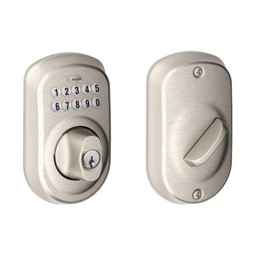Keypad Deadbolt - Locks by Schlage Lock Company