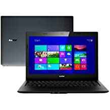 "Notebook Lenovo L40-30 Preto - Intel Celeron N2830 Dual Core - RAM 4GB - HD 500GB - Tela LED 14"" - Windows 8.1"