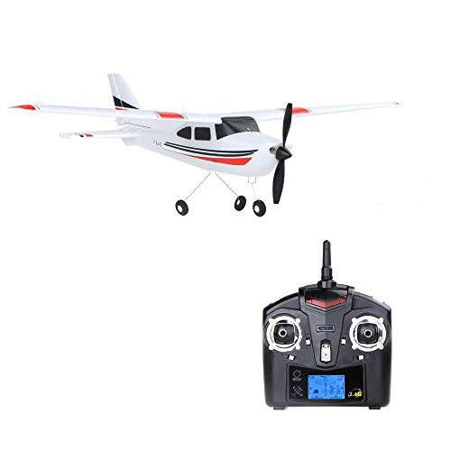 GoolRC F949 Cessna 182 Remote Control 3ch Fixed Wing Drone Plane Rc Toys Airplane Aircraft (Plane Cessna Rc 182)
