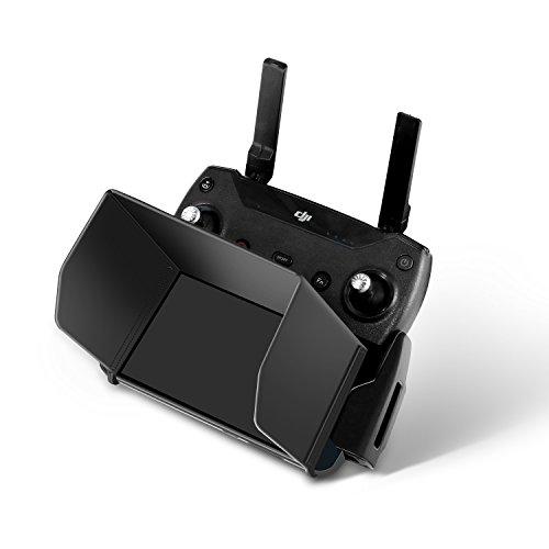 M600 OSMO L121mm for Smartphone Mavic Air,Mavic 2 Pro Inspire Accessories Mavic 2 Zoom,Mavic Pro//Platinum Remote Controller Phone//Tablets Sun Hood Foldable Sunshade for DJI Spark Phantom 3//4