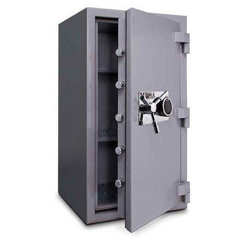 igh Security 2 Hour Burglary/Fire Safe with Electronic Lock, 5 cubic feet interior (Heavy Duty Burglary Safe)