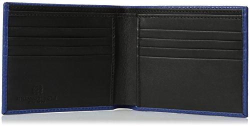 Magli Navy Wallet Bruno Men's Bicolor Bruno Wallet Wallet Navy Men's Bicolor Magli Magli Men's Bicolor Navy Bruno BwfRUadUq