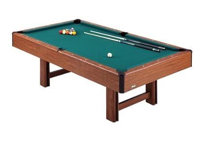 Amazoncom Mizerak Galaxy Foot Billiard Table Pool Tables - Mizerak outdoor pool table