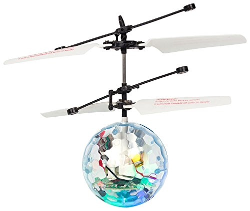 TX Juice LED Heliball - Patented Hand and Body Control with Spectacular Light Show