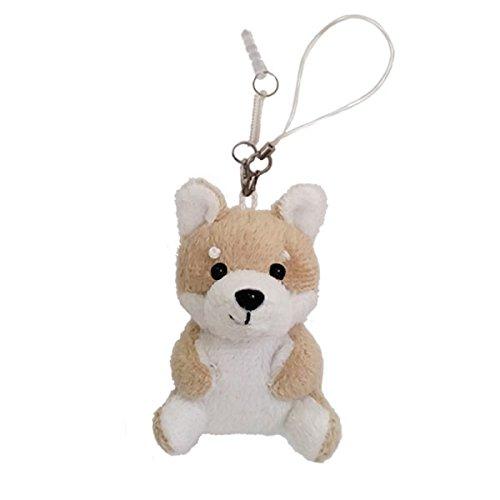 Bestever Charm Accessory Mobile cleaner Shiba Dog - Dog Sitting Charm