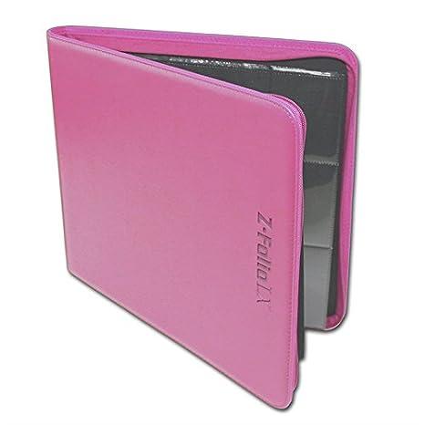 BCW12 Pocket Z-Folio LX Game, Purple FLAHC 1-ZF12LX-PUR