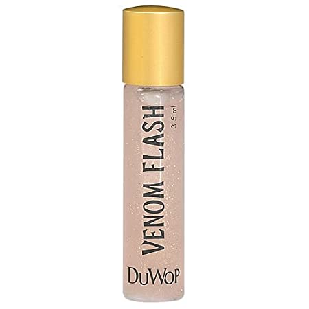 DuWop Cosmetics Lip Venom Lip Plumping Balm - Flash Warm (Gold)