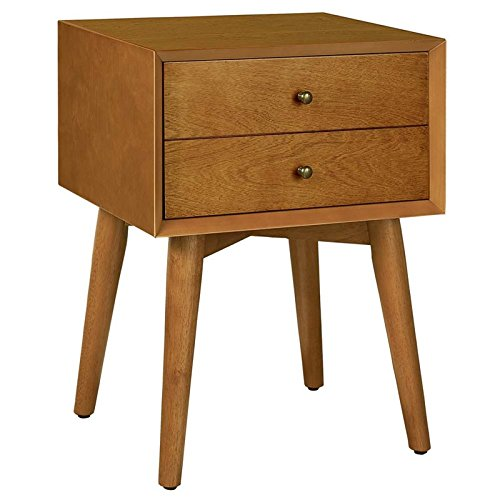 Pemberly Row Nightstand in Acorn