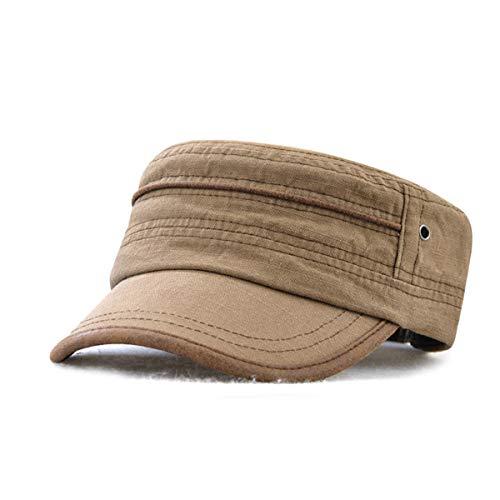 ejército Plano Moda qin Hombres de B E Sombrero hat Sombreros al los de de Sombrero Aire GLLH Libre Salvaje PqwxC8x