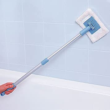 bath tile cleaner - Cleaning Bathroom Tile