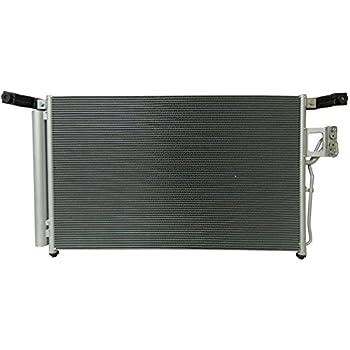 AC Condenser For Hyundai Santa Fe 2.4 2.7 3.5 3030