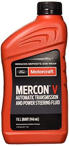 Motorcraft XT5QMC-12PK Mercon 5 Automatic Transmission Fluid (12/1Qt) ()