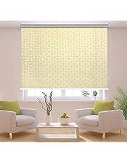 ستائر رول معتمه للشعاع الشمس لجميع الغرف سهلة التركيب الارتفاع 220سم العرض 220 سم