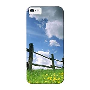 Agmtfb-5296-taqrwvh Hot Fashion Design Case Cover For Iphone 5c Protective Case (spring Background)