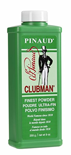 Pinaud Clubman Powder 9 oz (Pack of 3) - Body Talc