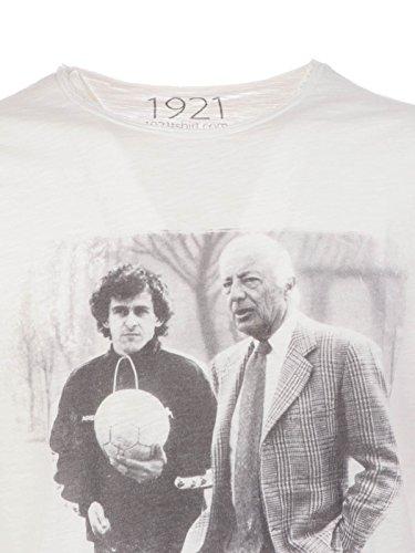 T 1921 Blanc shirt 1921soccer18 Homme Coton 4aIr4q