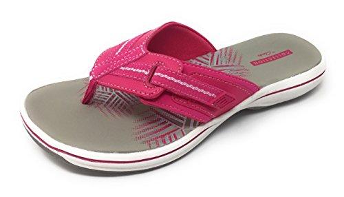 CLARKS Brinkley JazzK Women's Pink Sandal