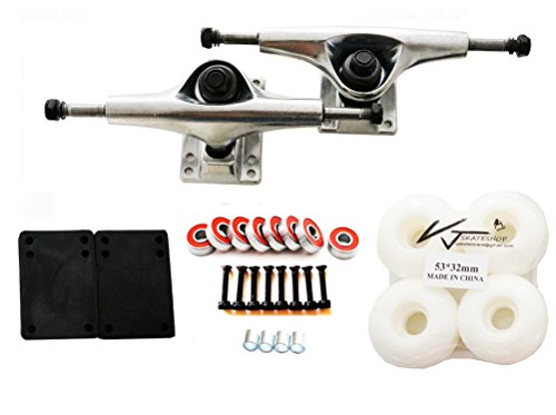 VJ Skateboard Accessory Combo 5