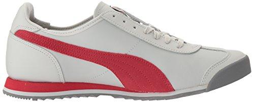 Puma - PUMA Herren Roma OG 80S Fashion Sneaker Gray Violet-barbados Cherry