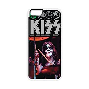 """kiss rock punk band Phone Case For Apple Iphone 6,4.7"""" screen Cases TPUKO-Q801136"""
