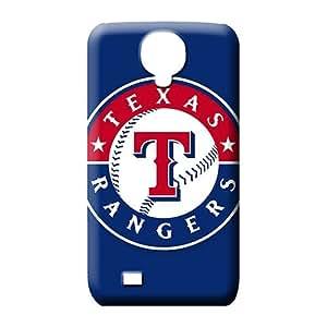 samsung galaxy s4 Sanp On Top Quality series cell phone shells baseball texas rangers 1