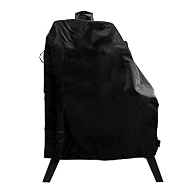 Stanbroil Heavy Duty Cover Fits Dyna Glo Smoker Model DGO1176BDC-D Premium Vertical Offset Charcoal Smoker by Stanbroil