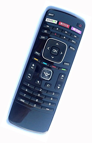 New XRT112 Remote for VIZIO LED Smart TV M320SL M370SL E422VLE E472VLE E320I-A2