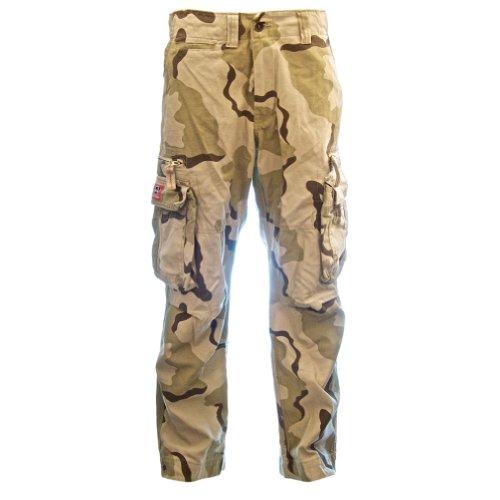 Molecule Classic Cargo Mens Combat Pants - Tough Premium ...