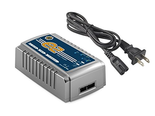 EV-Peak e2 (2Amps, 25Watts) 2S, 3S (7.4V, 11.1V) AC Lipo Balancing Battery Charger w/ WARRANTY