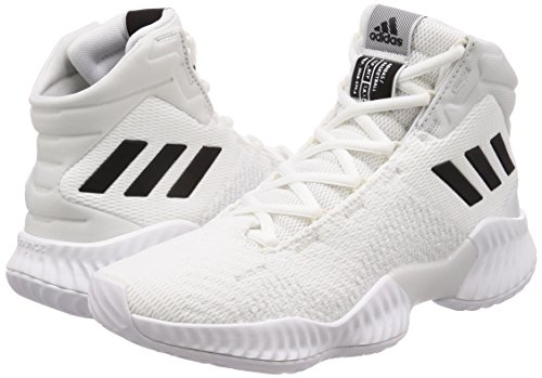 crywht Bounce Adidas crywht cblack Ftwwht Da ftwwht Basket Pro Uomo 2018 cblack Scarpe Bianco OOxvq45pfw