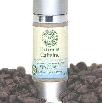 La caféine-Puissant Extreme Eye Cream-Meilleure% dans l'industrie du café!! 0,5 oz