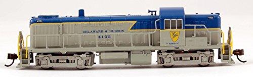 Bachmann Industries Delaware & Hudson ALCO RS-3 Diesel Locomotive - Hudson Locomotive
