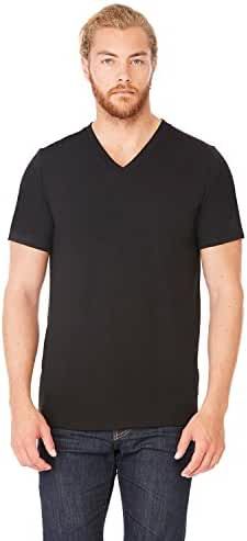 Canvas Men's Triblend V-Neck T-Shirt 3415