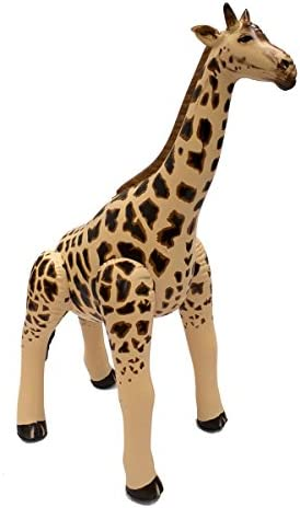Jet Creations Inflatable Giraffe Animals product image