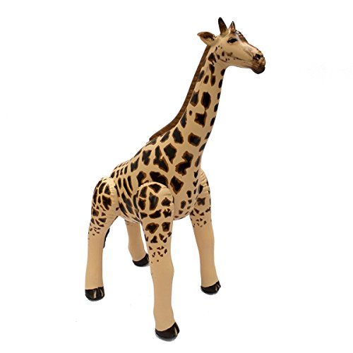 Blow Up Animals (Jet Creations Inflatable Giraffe Animals, 36