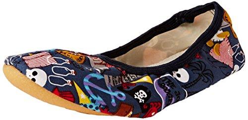 Beck Captain - Zapatillas de gimnasia Niños Varios Colores - Mehrfarbig (50)