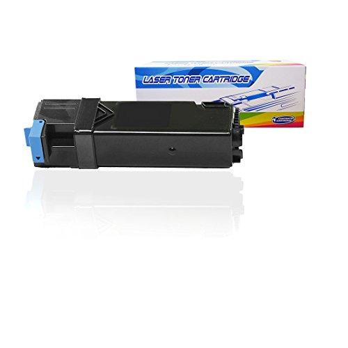 Inktoneram Compatible Toner Cartridge Replacement for Dell 1320c 1320 310-9058 (Black) (Dell Dt615)