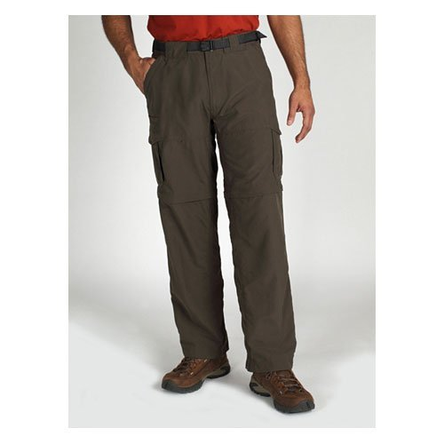 [ExOfficio Men's Nio Amphi Convertible Pant, Cigar, 30] (Mens Amphi Convertible Pant)