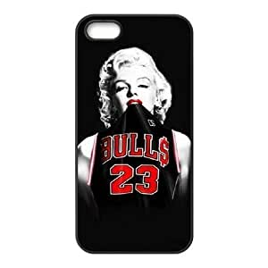 Cool Painting Michael Jordan New Fashion DIY Phone Case For Iphone 6 Plus (5.5 Inch) Cover Casecustomized cover case case-353223