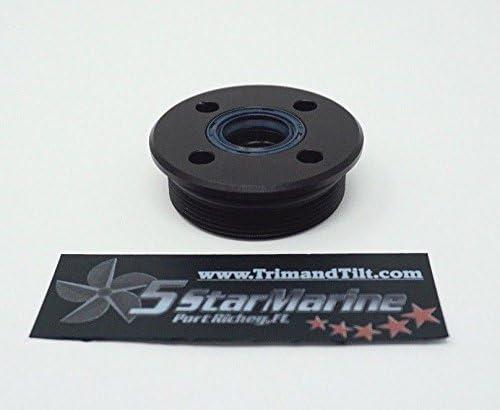 Tilt End Cap Yamaha outboard 60 70 75 85 90HP 3 Ram 6H1-43810-11-00 FSM020