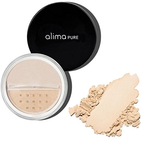 Alima Pure Satin Matte Foundation - Neutral 3