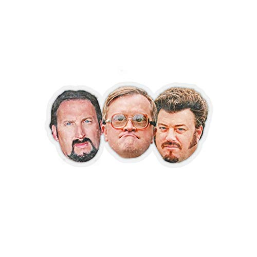 Poetic Punk Trailer Park Boys Kiss-Cut Stickers Vintage Bubbles Julian Ricky Funny Gift for Him