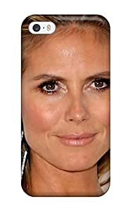 New Snap-on ZippyDoritEduard Skin Case Cover Compatible With Iphone 5/5s- Heidi Klum