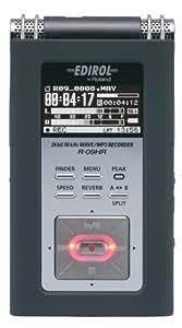 Edirol R-09HR High-Resolution WAVE/MP3 Recorder